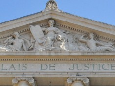 france courthouse nice